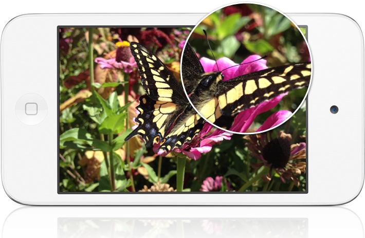 features retina hero Review : iPod Touch , un centro multimedia en la palma de tu mano
