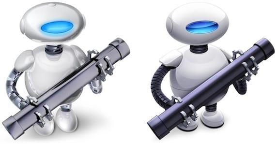 Icono de automator Hidpi