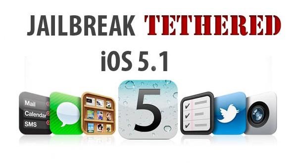 Jailbreak  iOS 5.1 conseguido
