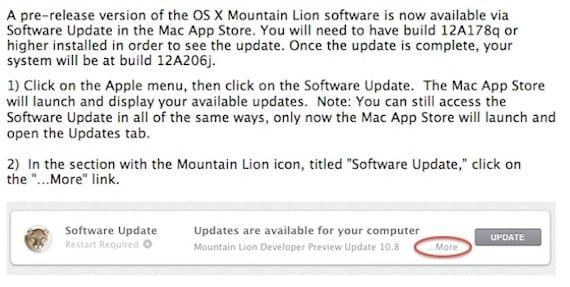 Mountain Lion Developer Preview 3