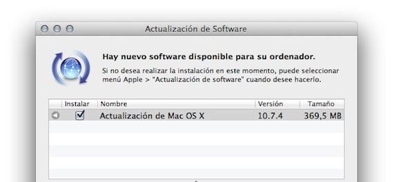 OS X Lion 10.7.4