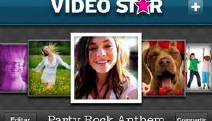 Aplicación recomendada: Video Star