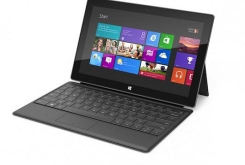 La Tablet Surface de Microsoft Llegará el 26 de Octubre