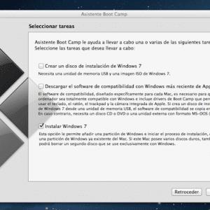 Instalar Windows 8 con Bootcamp en tu Mac (III) Instalación