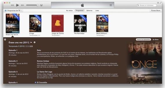 iTunes-Series