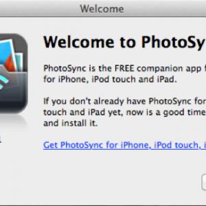 PhotoSync, transfiere las fotos entre dispositivos y el Mac