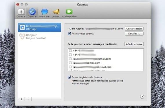 Mensajes-Configuracion