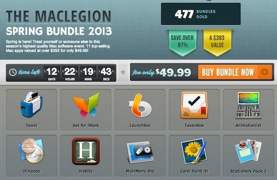 Bundle Maclegion