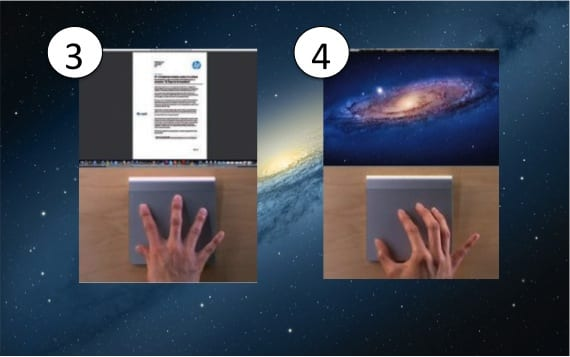 GESTOS 3-4 DEL MAGIC TRACKPAD
