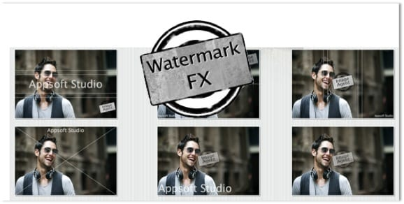 ICONO WATERMARK FX PARA PROTEGER IMÁGENES