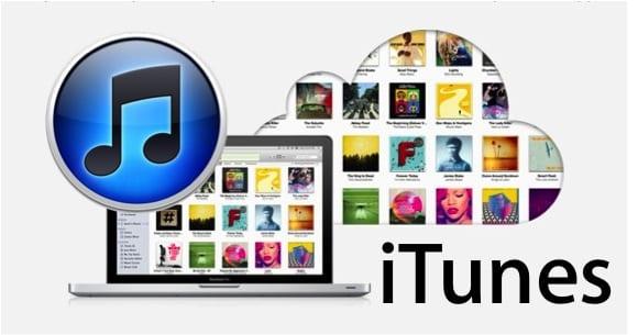 Iconos de iTunes e iCloud iTunes match