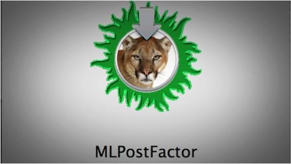 MLPostFactor instalado