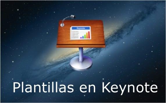 Plantillas Keynote icono