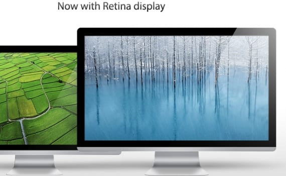 Retina Display de Apple