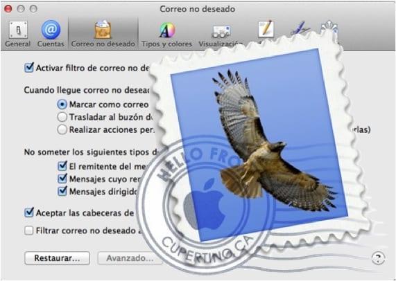 Icono de la aplicación Mail