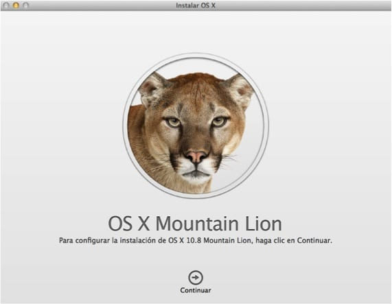 VENTANA INSTALADOR MOUNTAIN LION