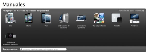 WEB MANUALES APPLE