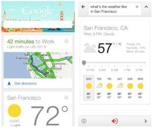 googlenow 300x251 Google Now llega a iOS