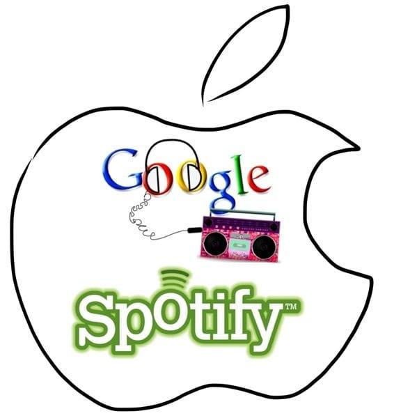 20130510 114327 Apple y Google luchan por plantarle cara a Spotify.