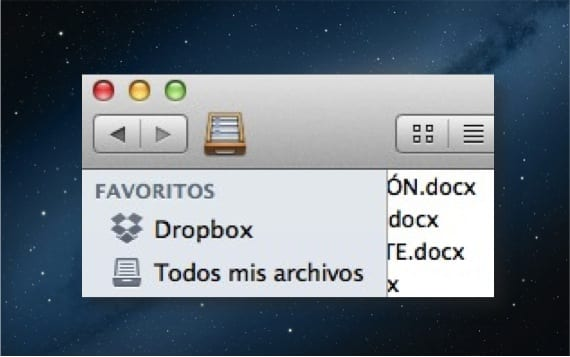 Los botones de la barra de herramientas