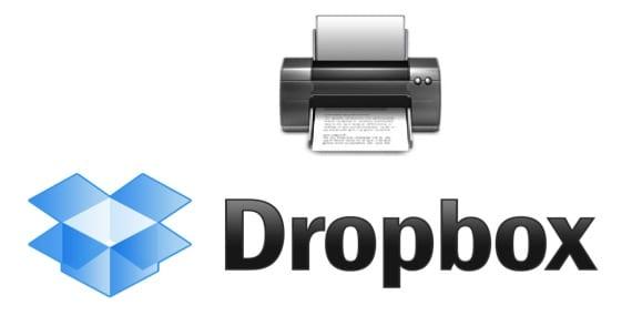 IMPRESORA DROPBOX. iMPRIME