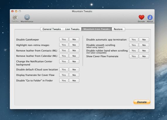 Cambia el fondo del Centro de Notificaciones en OS X [Parte 2]