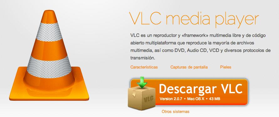 VLC Player Las mejores aplicaciones para Mac OS X