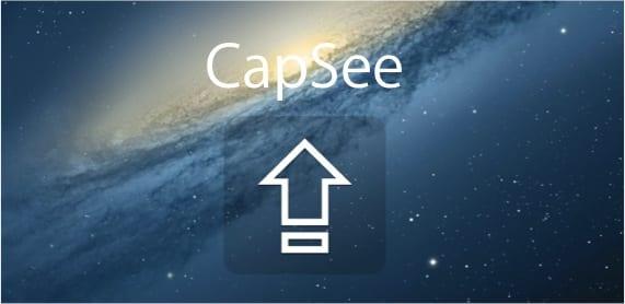 CAPSEE. MAYÚSCULAS