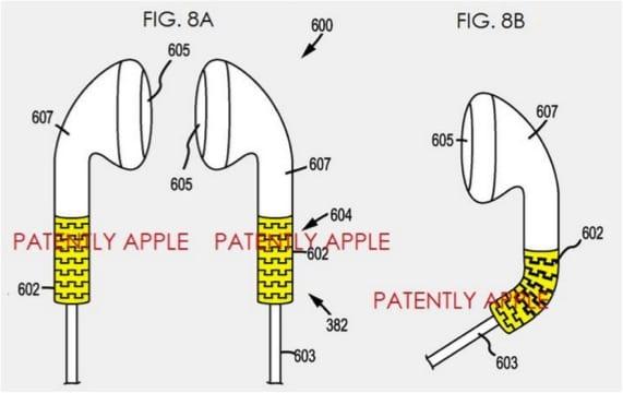Apple inventa un material flexible para fabricar piezas de productos