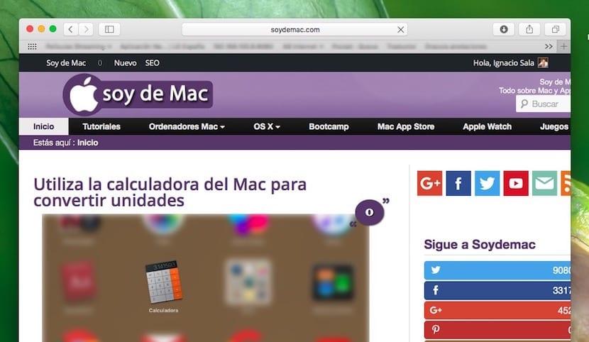 Safari para Mac