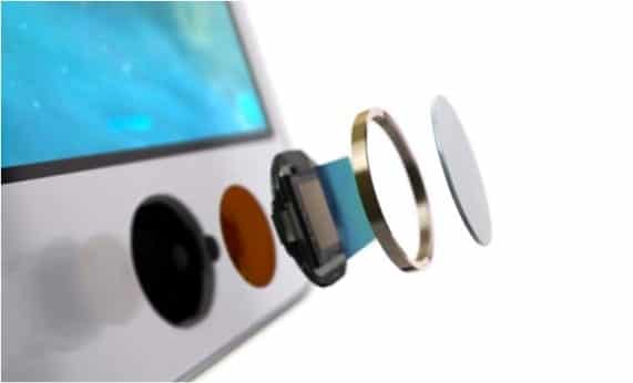 PARTES TOUCH ID