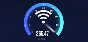 Velocidad WiFi