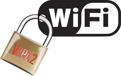 Wifi con contraseña WPA2