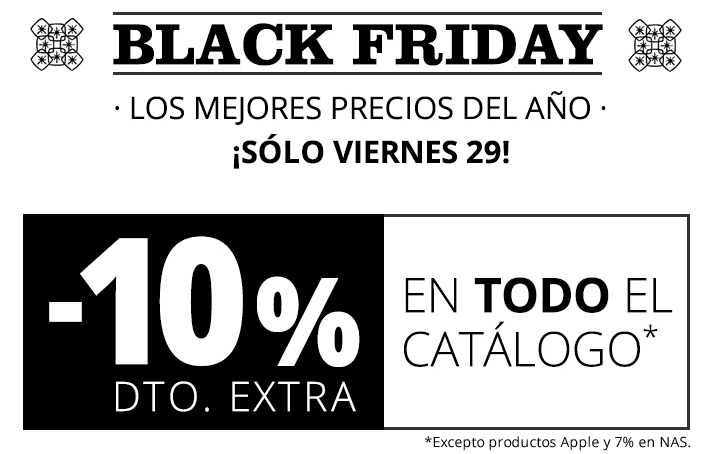 Black Friday en Macníficos