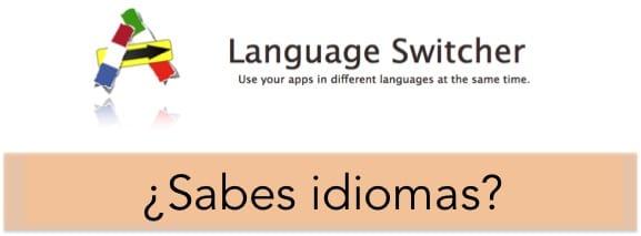 LANGUAGE SWITCHWER