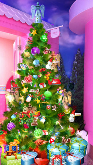 árbol de navidad app