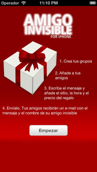 App amigo invisible 1