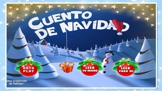 Cuento de navidad 1 app