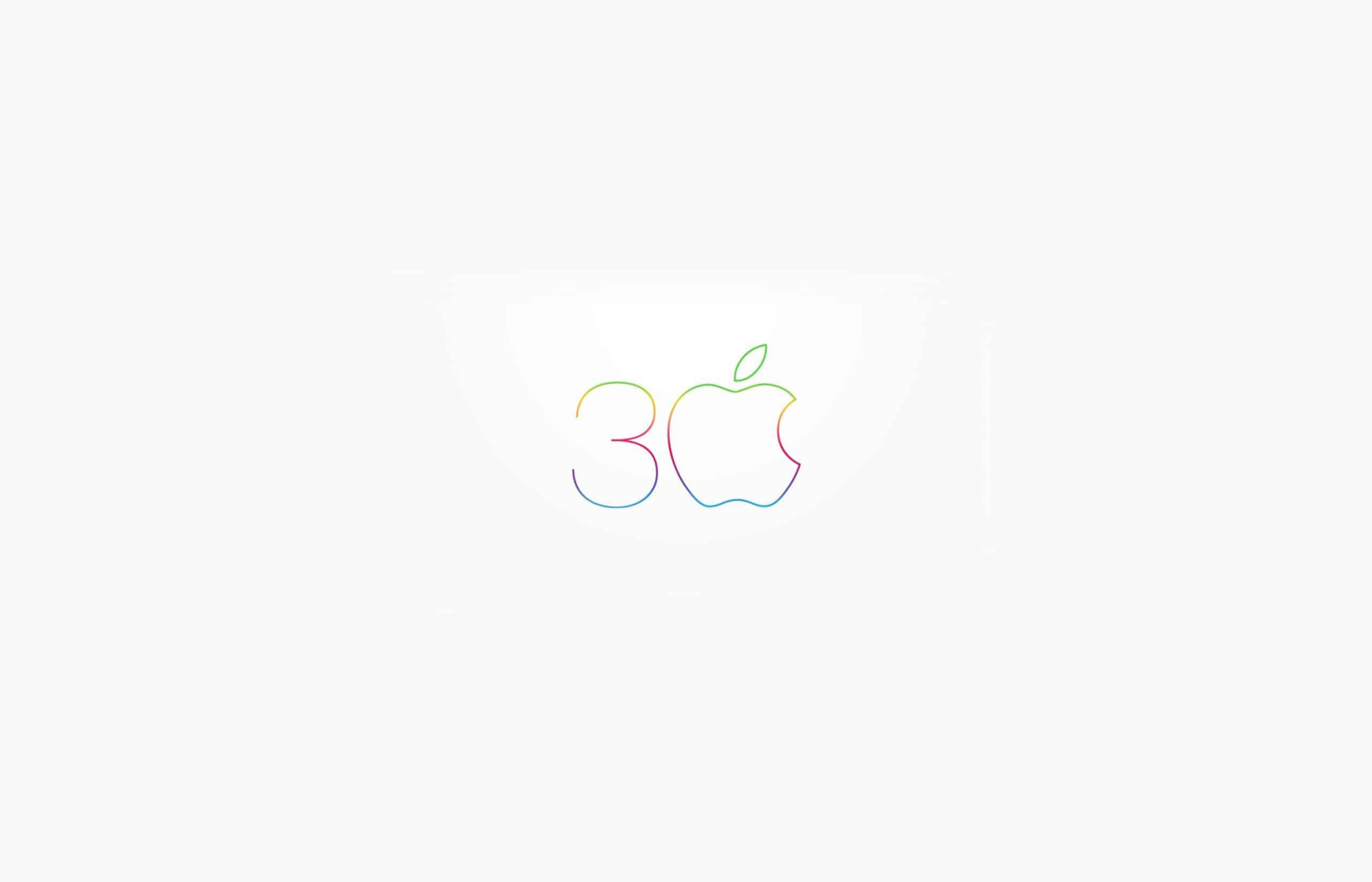 12 Wallpaper 30 aniversario Mac