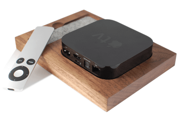ACCESORIO APPLE TV ARRIBA