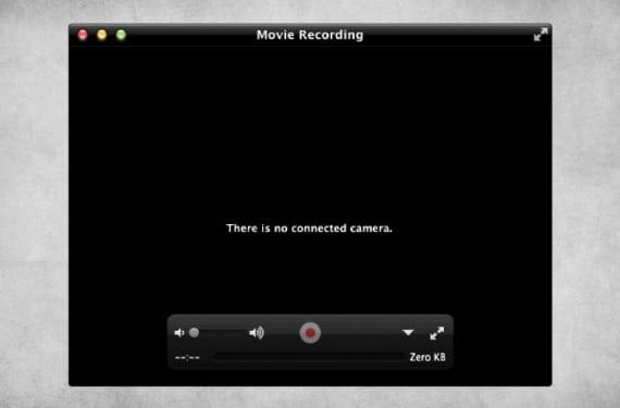 Activar cámara Mac