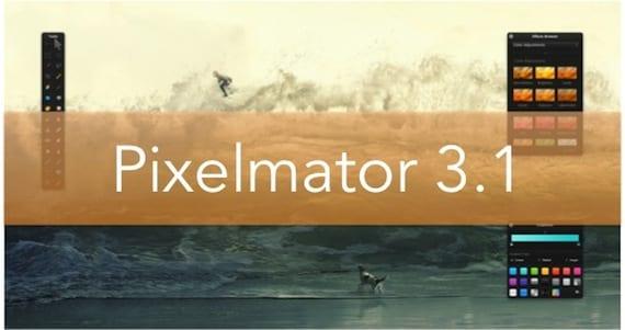 PIXELMATOR 3.1