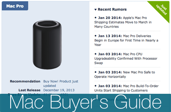 mac buyers guide