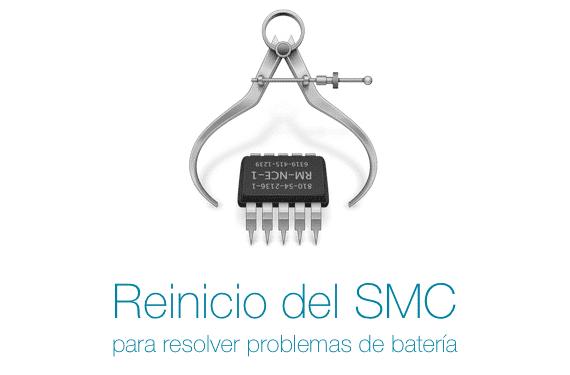 reinicio smc