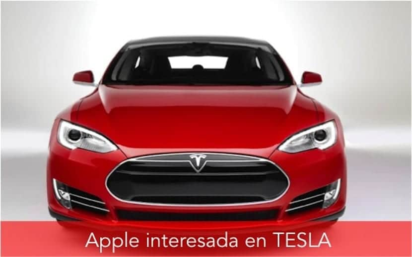 APPLE Y TESLA