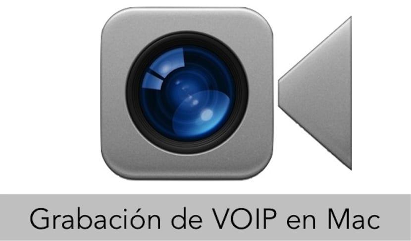 Guarda el audio de conversaciones VOIP como las de FaceTime o Skype