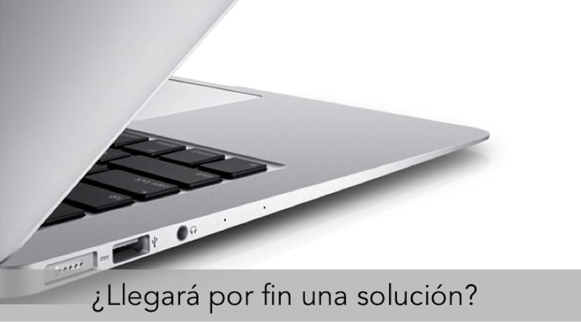 PROBLEMA MACBOOK AIR