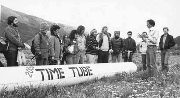 Time Tube