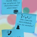 Canta Cumpleaños Feliz y Calendario