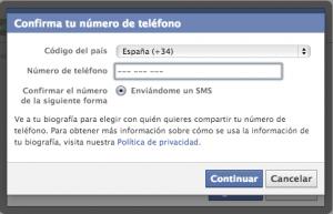 Móvil-Facebook